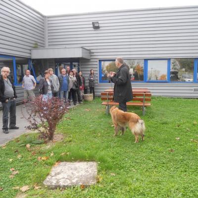 Frédéric Leclerc: éducateur canin: formation risque canin